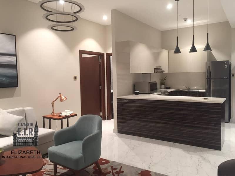 2 Apartment in Walkway Muwaileh 1 bedroom 485