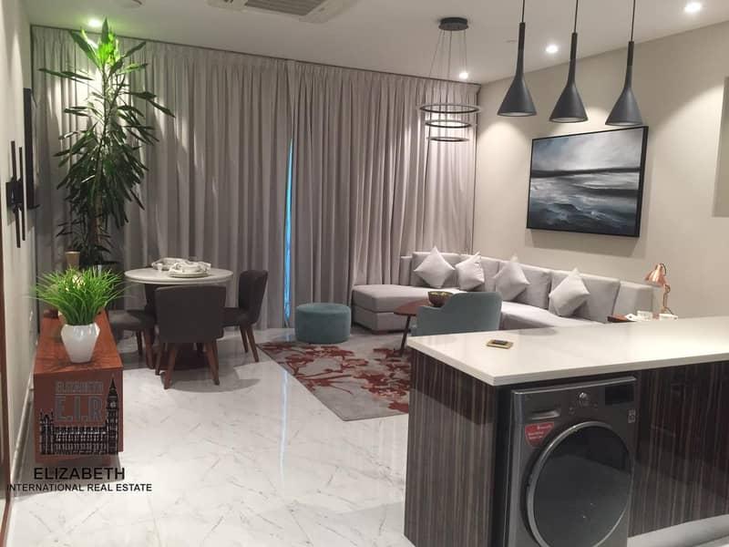 14 Apartment in Walkway Muwaileh 1 bedroom 485
