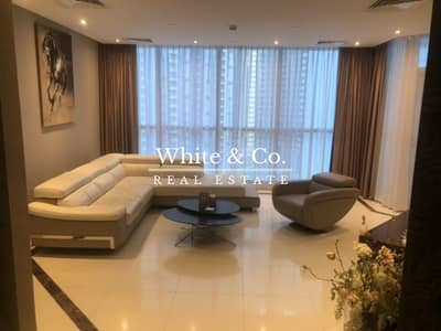 3 Bedroom Flat for Rent in Dubai Marina, Dubai - IMMACULATE CONDITION | VACANT | FURNISHED