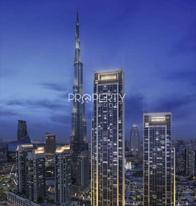 2 Bedroom Flat for Sale in Downtown Dubai, Dubai - Genuine Listing| Mid Floor| 30% On Handover