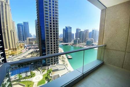 1 Bedroom Apartment for Rent in Dubai Marina, Dubai - Spacious Unit   Chiller free   Marina View