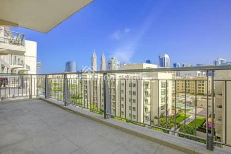 شقة 1 غرفة نوم للبيع في ذا فيوز، دبي - Motivated Seller / Bright Apartment / Full Balcony
