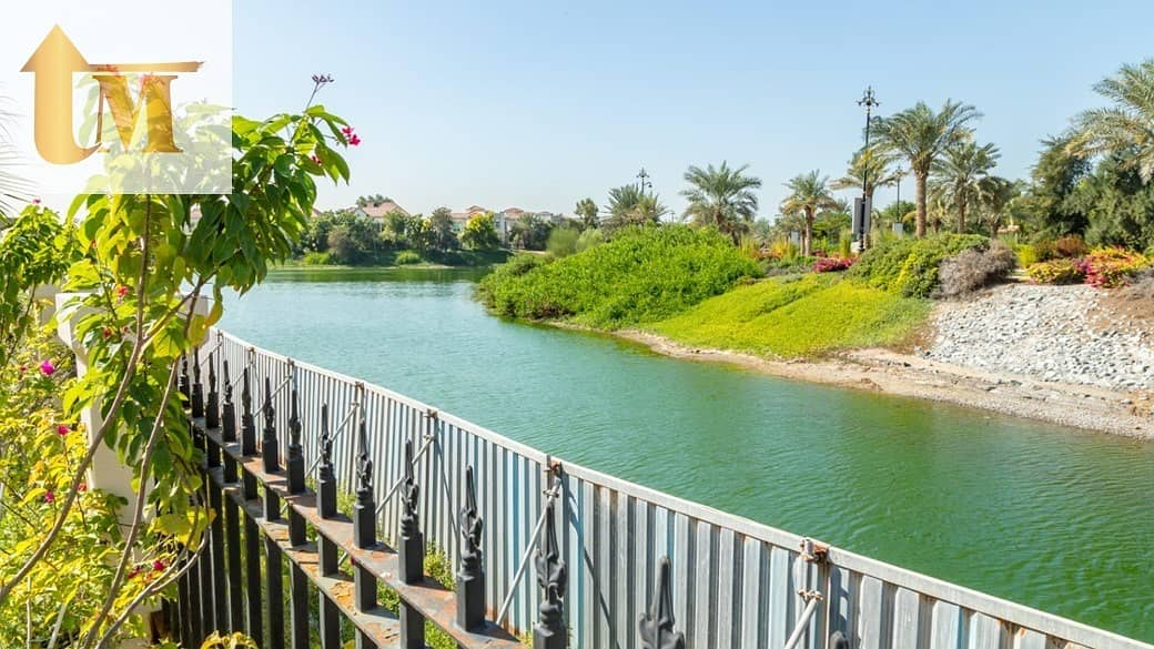 Vacant on transfer 4 bedroom villa for sale in Jumeirah park