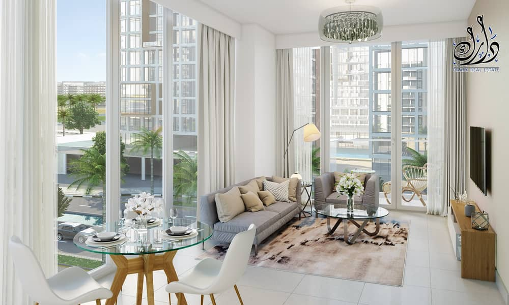 A Luxurious 2 bedroom Apartment - Discount 17%