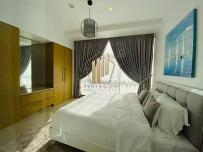 1 Bedroom Flat for Rent in Corniche Road, Abu Dhabi - No Commission- Serviced luxury 1BR In Iconic Tower