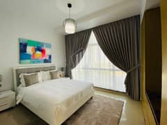 شقة في أبراج الإتحاد شارع الكورنيش 2 غرف 178000 درهم - 5114288
