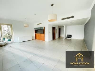 شقة 2 غرفة نوم للايجار في دبي مارينا، دبي - Appealing Layout| Commodious and Bright | Chiller Free| Marina View