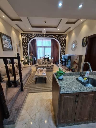 فلیٹ 3 غرف نوم للبيع في واحة دبي للسيليكون، دبي - Duplex 3BR Upgraded apartment Hot Deal
