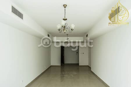 1 Bedroom Apartment for Rent in Al Khan, Sharjah - al khan / nice view / balcony / parking free