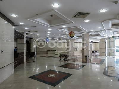 شقة 2 غرفة نوم للايجار في الخان، الشارقة - شقة في برج البندري A أبراج البندري الخان 2 غرف 50000 درهم - 5114390