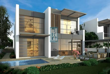 2 Bedroom Townhouse for Sale in Akoya Oxygen, Dubai - UNIMAGINED LUXURY / 3 BHK TOWN HOUSES  WITHIN THE REFRESHING GREEN SPACES