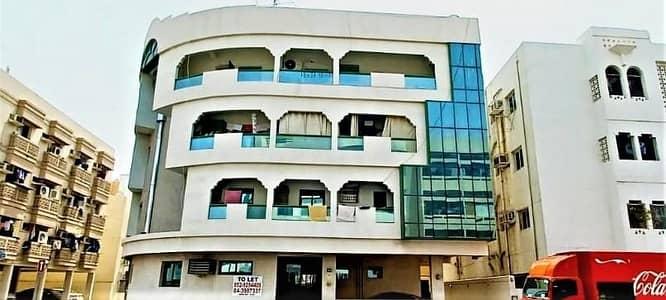 فلیٹ 1 غرفة نوم للايجار في بر دبي، دبي - Spacious Apt available near al fahidi metro station