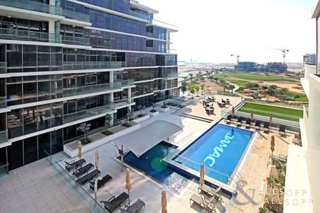 2 Bedroom Apartment for Sale in DAMAC Hills (Akoya by DAMAC), Dubai - Fully Furnished | Golf Course Views | 2Bed