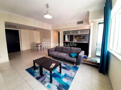 شقة 2 غرفة نوم للايجار في دبي مارينا، دبي - 2 BED + STUDY   MARINA VIEW   CHILLER FREE