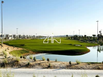 5 Bedroom Villa for Sale in Yas Island, Abu Dhabi - Brand New Huge 5 BR Villa Golf View on Large Plot
