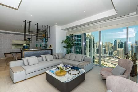 3 Bedroom Flat for Sale in Jumeirah Lake Towers (JLT), Dubai - Panoramic  Golf, Marina Views | Best Layout