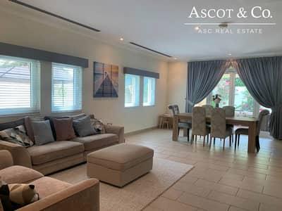 فیلا 3 غرف نوم للايجار في جميرا بارك، دبي - Immaculate | July Move |Upgraded Kitchen