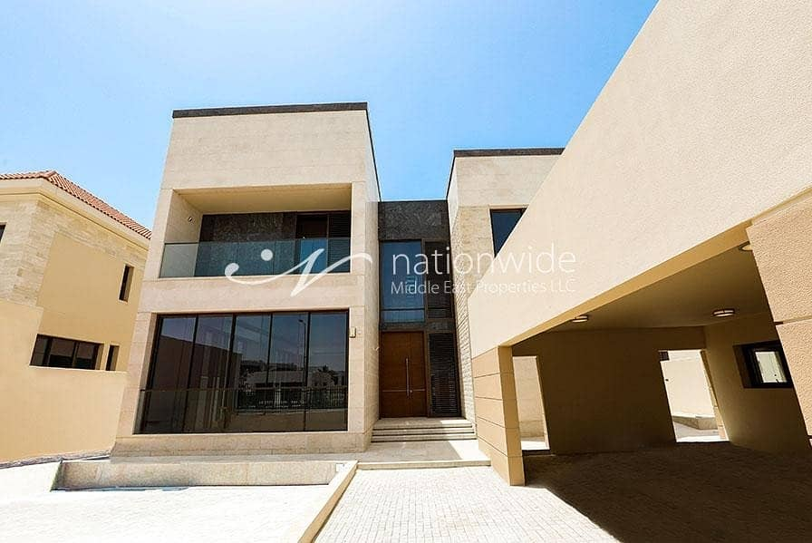 2 Elegant Villa with Ocean View For 2 Payments