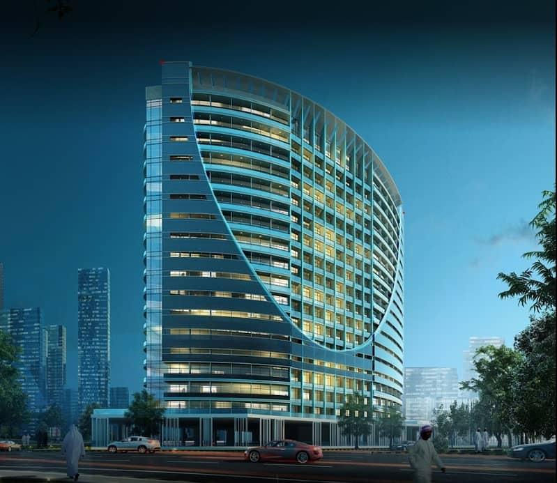 فرصة للاستثمار / ارخص 1BHK في دبي / مفروشة بالكامل /مساحة  كبيرة