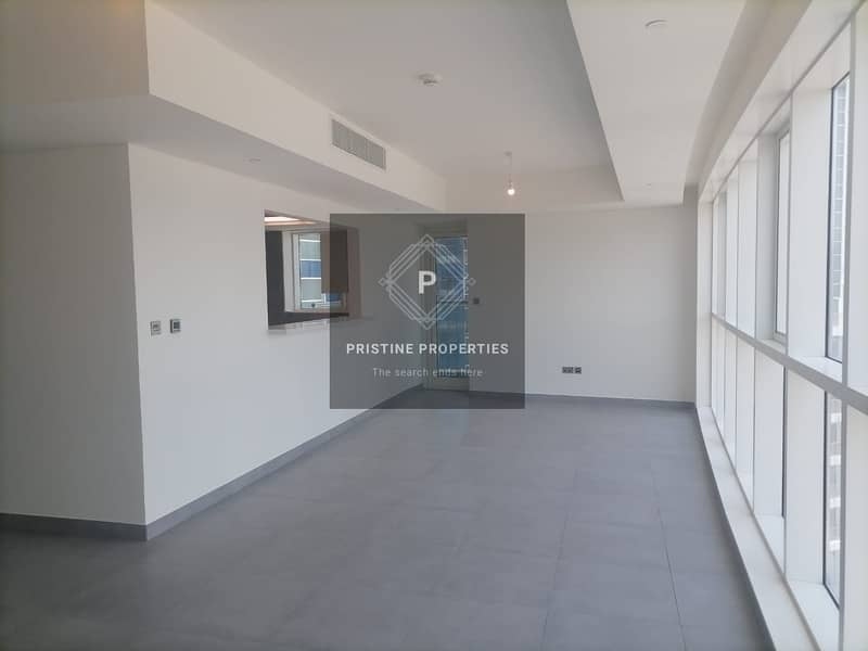 2 Spacious 2 Plus Maids W/Sea View  Vacant