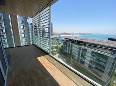 شقة 2 غرفة نوم للبيع في جزيرة بلوواترز، دبي - Spacious Unit | Sea View | Rented till Apr 2021