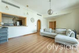 شقة في الحمري شقق شور لاين نخلة جميرا 2 غرف 105000 درهم - 5089650