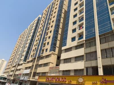 شقة 1 غرفة نوم للبيع في جاردن سيتي، عجمان - شقة في أبراج اللوز جاردن سيتي 1 غرف 130000 درهم - 5114728