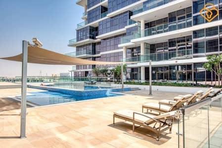 استوديو  للايجار في داماك هيلز (أكويا من داماك)، دبي - Golf view | Huge balcony | BEST price