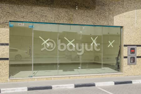 Shop for Rent in Muwaileh, Sharjah - 1 Month Rent Free