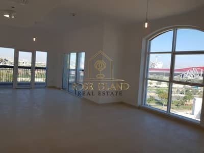 3 Bedroom Flat for Rent in Yas Island, Abu Dhabi - Ferrari View  Closed kitchen  Vacant now
