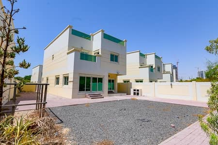 4 Bedroom Villa for Sale in Jumeirah Village Circle (JVC), Dubai - Huge 4 Bed plus maid | Single Row | Independent