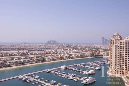 3 Bedroom Flat for Rent in Palm Jumeirah, Dubai - Sea & Atlantis Views | Available Mid June