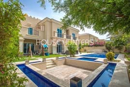 B1 with pool | Golf course view | Nice location