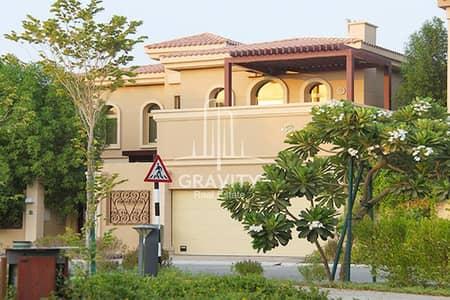 فیلا 5 غرف نوم للايجار في حدائق الجولف في الراحة، أبوظبي - Vacant Now | Exquisite Villa | Inquire Now