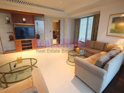 3 Bedroom Hotel Apartment for Rent in Sheikh Zayed Road, Dubai - No Commission | All Bills Included  | Bright Spacious Home
