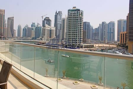 فیلا 4 غرف نوم للبيع في دبي مارينا، دبي - Upgraded 4BR Villa in Bay Central with Amazing views
