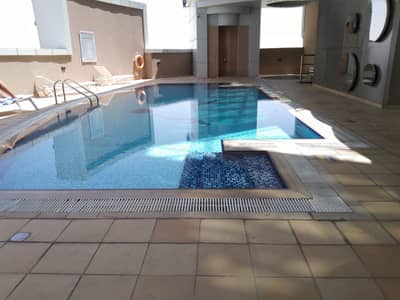 2 Bedroom Flat for Rent in Arjan, Dubai - Full Furnished  Significant 2BR immense Hall & Balcony in 64k in 12 Cheques Arjan