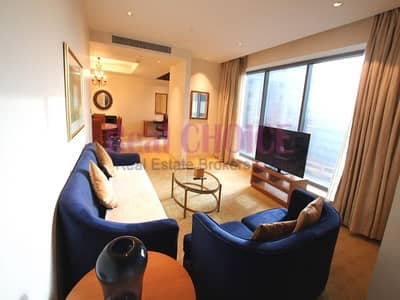 2 Bedroom Hotel Apartment for Rent in Sheikh Zayed Road, Dubai - No Commission | All Included | Spacious | Peaceful Home