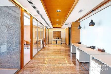 مکتب  للبيع في الخليج التجاري، دبي - LUX Furnished | High Floor | Rare In Market