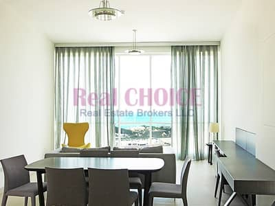2 Bedroom Apartment for Rent in Al Sufouh, Dubai - High Floor | 2 Bedroom | Fully Furnished
