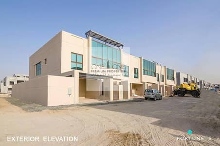 4 Bedroom Townhouse for Sale in Meydan City, Dubai - Best Mortgage Availed for Townhouses in Meydan
