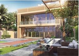 فیلا في فالكون سيتي أوف وندرز دبي لاند 5 غرف 2614997 درهم - 5115098