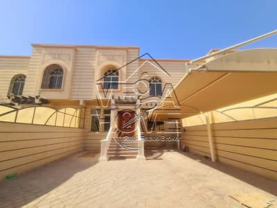 4 Bedroom Villa for Rent in Mohammed Bin Zayed City, Abu Dhabi - Gorgeous 4-bed villa private entrance w/BBQ area