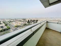 شقة في كابيتال سنتر 2 غرف 85000 درهم - 4480428