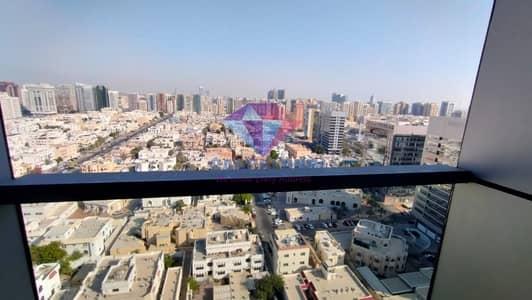 شقة 2 غرفة نوم للايجار في شارع إلكترا، أبوظبي - BRAND NEW | CITY VIEW | 2 BR + MAID'S ROOM | WITH FACILITIES