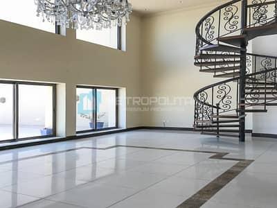 بنتهاوس 5 غرف نوم للايجار في نخلة جميرا، دبي - Spacious Duplex Unit I Perfectly maintained