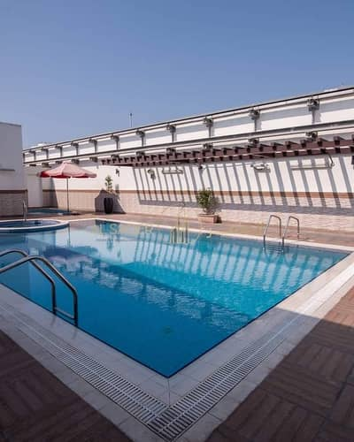 Specious 1bhk  Appartment with Gym / Pool / Parking