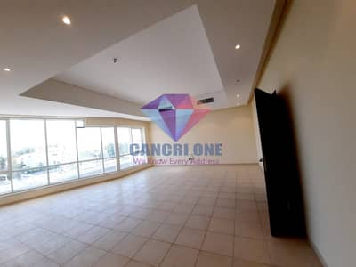3 Bedroom Apartment for Rent in Al Zahiyah, Abu Dhabi - Immense 3BHK+Maids with Swiming Pool Gym and underground Parking