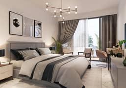 شقة في أليكسيس تاور داون تاون جبل علي 1 غرف 476999 درهم - 5115364