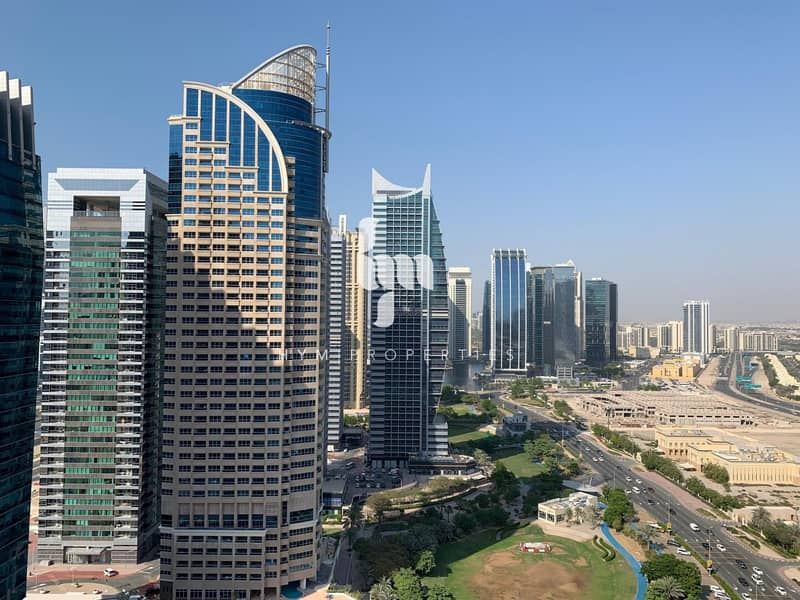 14 Fully fitted and furnished office in Indigo Icon - Jumeirah Lake Towers